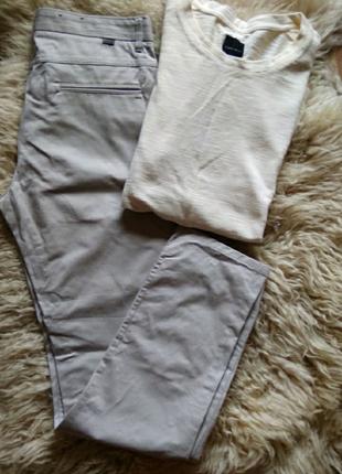 Zara шикарний чоловічий комплект