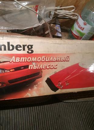 Пылесос автомобильный от прикуривателя