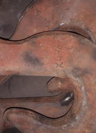 Паук из крюков КЧ-6,3   г/п 6,3т 4 шт и троса