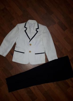 Нарядный костюм 122-128