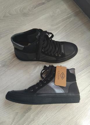 Новые кроссовки французского бренда palladium линии pldm хайто...