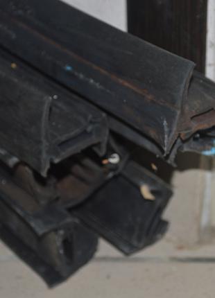 Уплотнитель пассажирской двери широкий автобус Богдан а-091.а-092