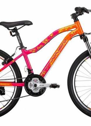Подростковый велосипед Winner Betty 24
