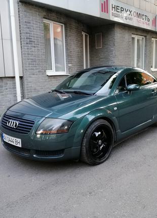 Audi TT 2002г. из Германии