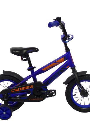 Детский велосипед Crosser JK-717 14'