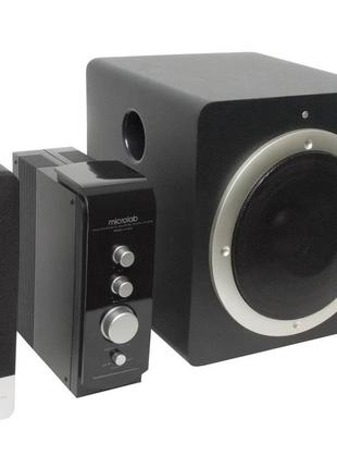 Колонки с сабвуфером - акустика 2.1 Microlab H-220