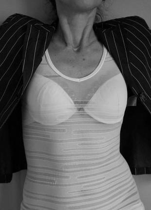 Прозрачная футболка marithe francois girbaud