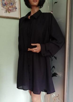 Туника, платье рубашка от yours большой размер