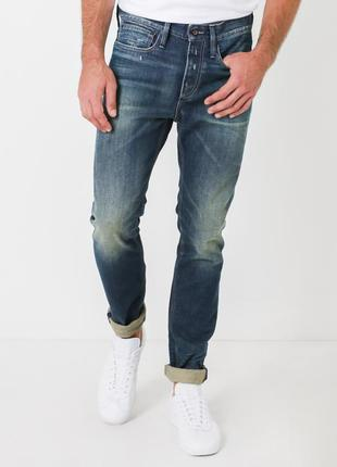 Распродажа! мужские джинсы - скинни denham bolt rsc