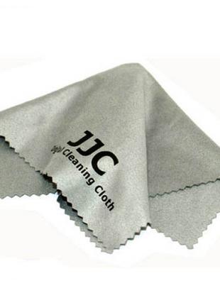 Серветка мікрофібра JJC CL-C1 для оптики та екранів