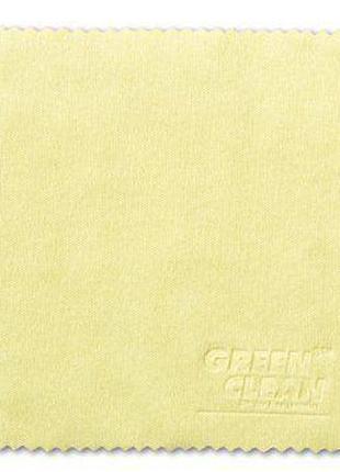Серветка мікрофібра Green Clean Silky Wipes 25 x 25 см