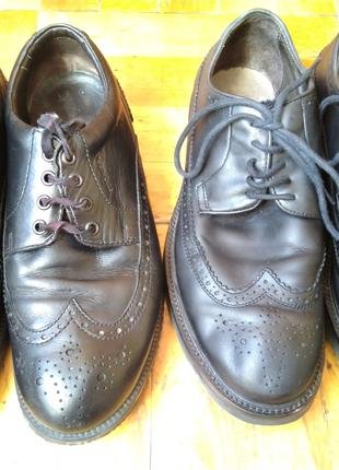 Туфли Stonefl, кожаные, made in Italy, original, обувь, взуття,