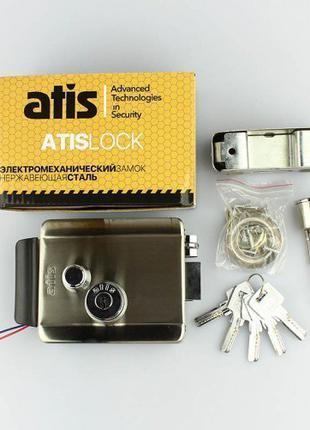 Электромеханический замок на калитку Atis lock ss