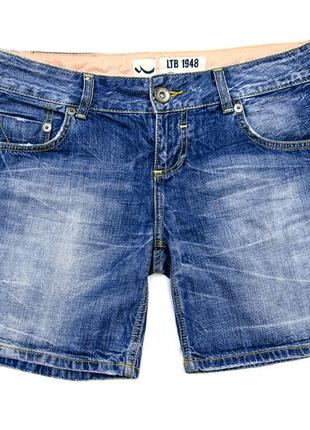Шорты джинсовые ltb litlebig. размер м-l