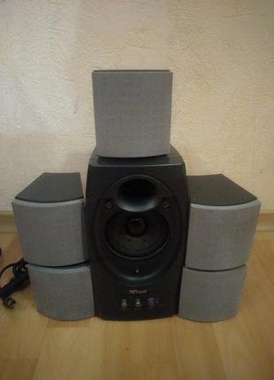 Набор колонок для ПК акустика 5.1
