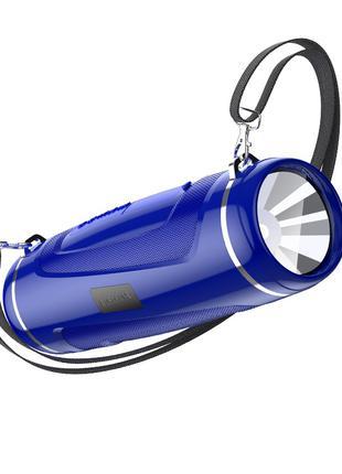 Колонка Bluetooth MP3 FM фонарь Borofone BR7
