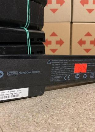 АКБ Ориг. CC06 | HP EliteBook 8460p 8460w 8470p 8470w 8560p 8570p