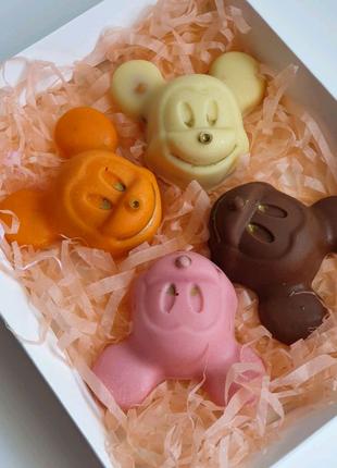 Шоколадные Микки Маусы