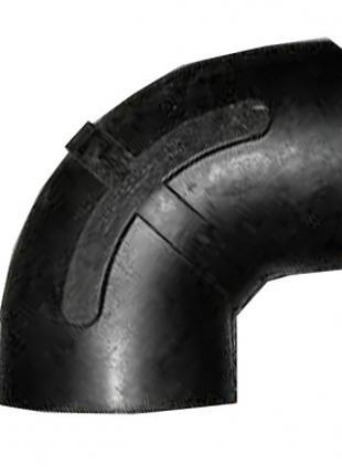 Патрубок 260-1109009 (260-1109002)  воздухопровода угловой