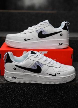 Nike air force мужские кроссовки найк в белом цвете (41-46)😍