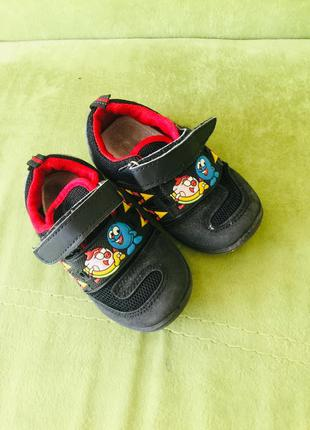 Детские кроссовки смешарики