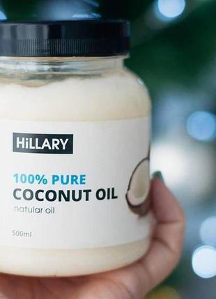 ☘️рафінована кокосова олія 500мл