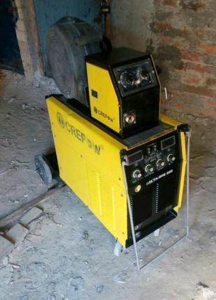 Полуавтомат Crepow Delta-mig 500