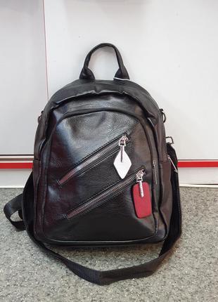 Стильная женская сумка-рюкзак/ рюкзак/ городская сумка-рюкзак