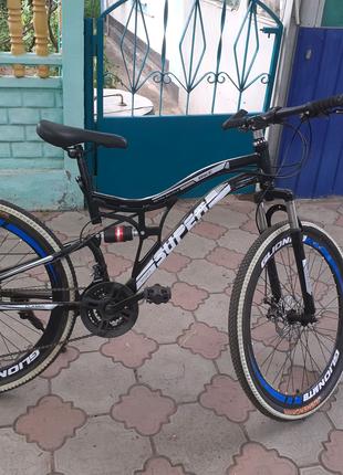 Спортивний велосипед