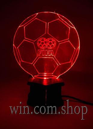 3D/ 3Д лампа, світильник, world of tanks, fifa, ОПТ