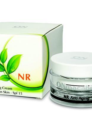 Увлажняющий крем для нормальной и сухой кожи. ONMACABIM