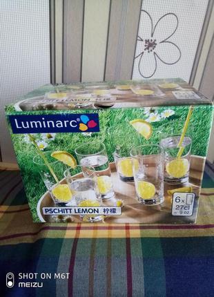 Набор стаканов luminark
