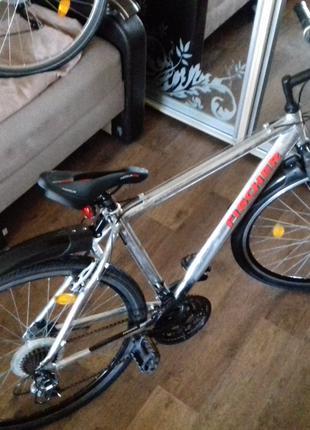 Горный Велосипед (Алюминий, 28 колеса, 21 передача, Германия)