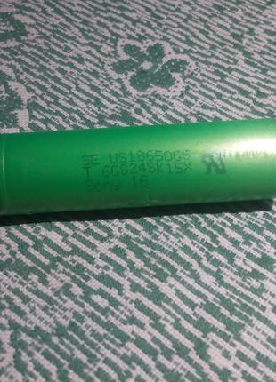 Аккумуляторная батарея Sony US18650GS (3шт.)