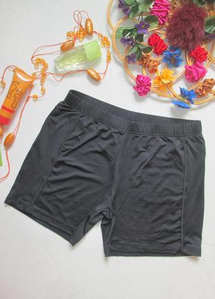 Классные брендовые короткие черные спортивные шорты crane герм...