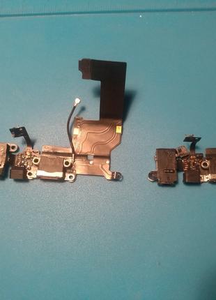 конектор зарядки iphone 5