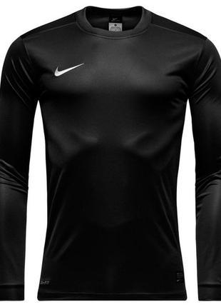 Тренировочная футболка nike park v ls