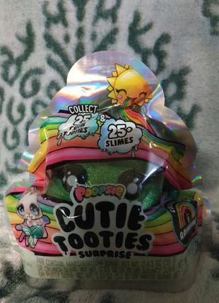 Слайм чудо-сюрприз Poopsie Cutie Tooties Surprise 555797, 5557...