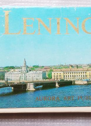 Открытки, набор - Ленинград. 1980