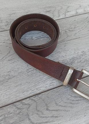 Motinque мужской кожаный пояс