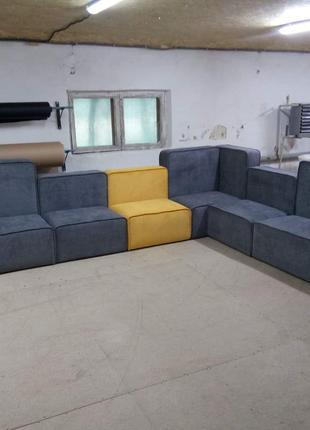 Изготовление мягкой мебели любой сложности.