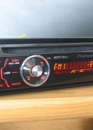 Магнитола pioneer deh-5000ub, магнитофон в машину мафон