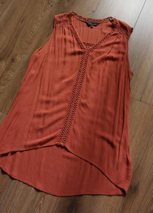Блуза на літо з перфорацією/new look