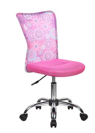 Кресло детское компьютерное BLOSSOM pink