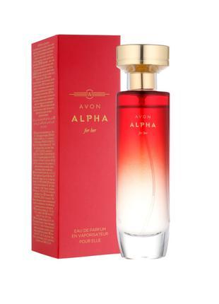 Парфюмерная вода Alpha