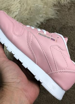 Reebok Classic Leather Pink