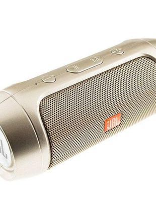 Портативная колонка JBL Charge 2+ MINI W2 – Bluetooth, FM, MP3