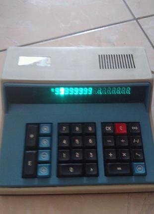 Калькулятор Електроніка МК-59