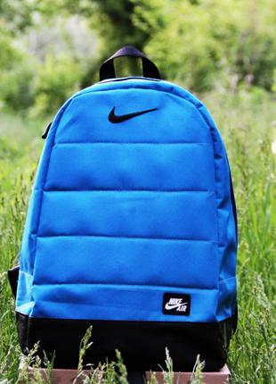 Рюкзак Nike air blue