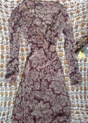 Платье 🔥🔥🔥из нат.легкого шелка💯 (day birger et mikkelsen) дания